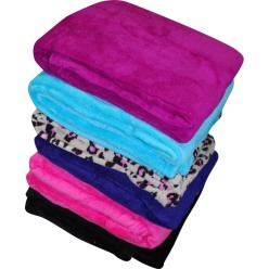 fleece blankets-veeshee