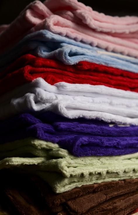 Dreamy Dot Baby Blankets