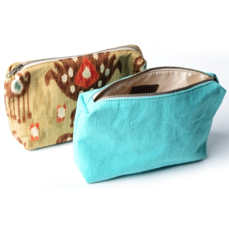 Kato Cosmetic Bag by Veeshee