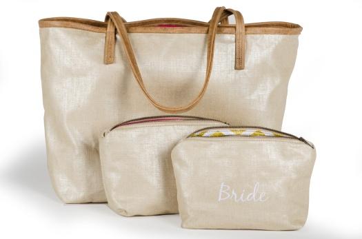 Veeshee Custom Bridal Bags