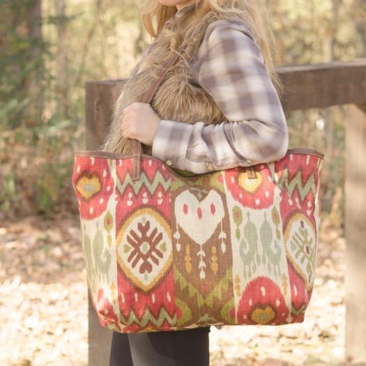 Custom Ravenna Bag