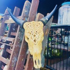 Skull & Horns