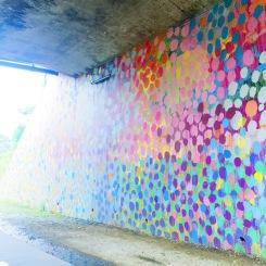 HENSE Wall | Near Piedmont Park, Beltline Trail